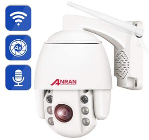 Brand New)PTZ WiFi Security Camera Outdoor,1080P Home Surveillance Camera Wireless,ANRAN Pan Tilt 4X Optical Zoom Dome Camera, Night Vision for Sale in Pasadena, CA