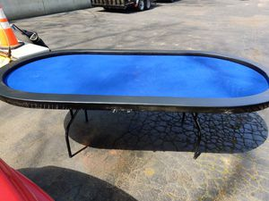 Poker table for Sale in Ross, OH