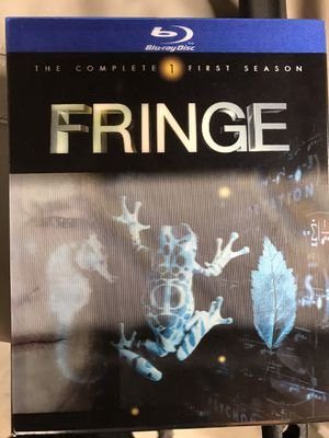 Blu-Ray Season 1 FRINGE available for Sale in Los Angeles, CA