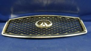 2014 - 2017 INFINITI Q50 FRONT BUMPER UPPER GRILLE W/ EMBLEM # 55743 for Sale in Fort Lauderdale, FL