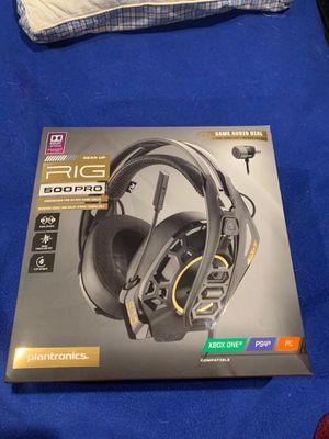 RIG 500 Pro Gaming headphones for Sale in Burbank, CA