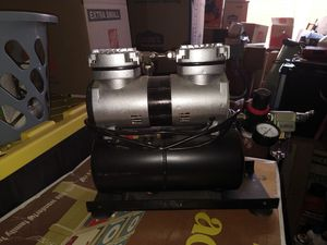 Air compressor for airbrush, professional for Sale in West Jordan, UT