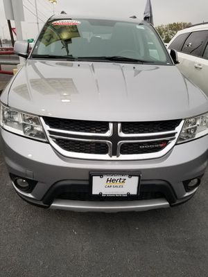 2017 SILVER DODGE JOURNEY SXT 3.6L, V-6. $14,045. Ask for Garry. Financing Available. for Sale in San Antonio, TX