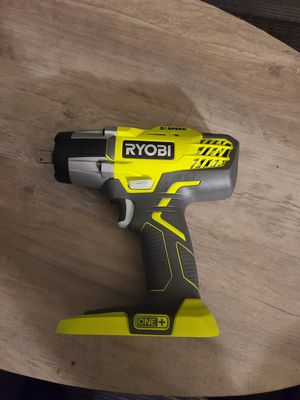 Ryobi 18v Impact wrench for Sale in Wellford, SC