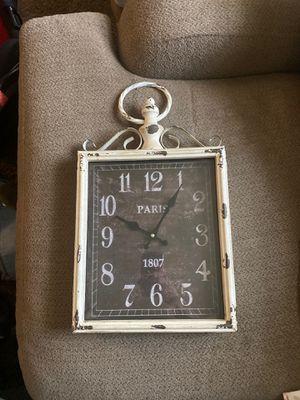 Paris clock for Sale in Elizabethton, TN