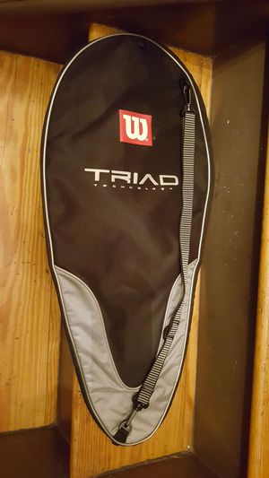 Tennis racket authentic case for Sale in Brooklyn, NY
