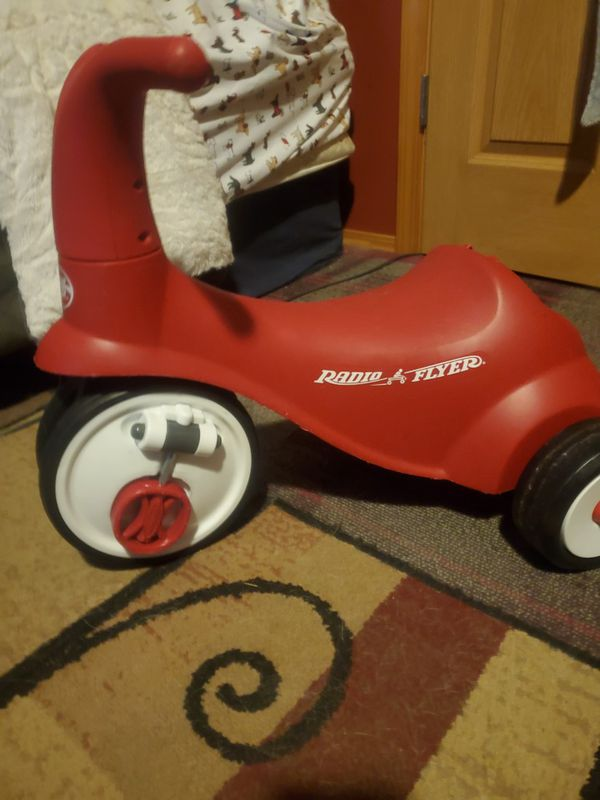 The Original Radio Flyer Child Scooter/Tricycle