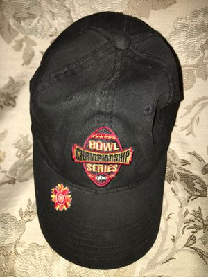 Used, ABC SPORTS COLLEGE BOWL crew hat for Sale for sale  Yonkers, NY