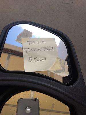 Toyota tow mirrors for Sale in Jonesborough, TN