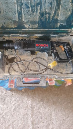 Bosch hammer drill for Sale in Snow Hill, NC