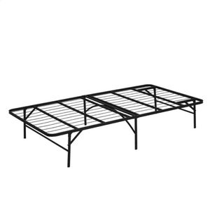 Black twin bed frame for Sale in Henderson, NV