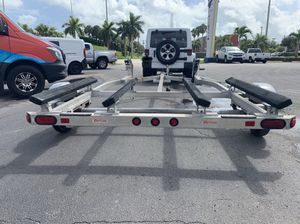 Triton Aluminum Double Jet Ski Trailer for Sale in Miami, FL