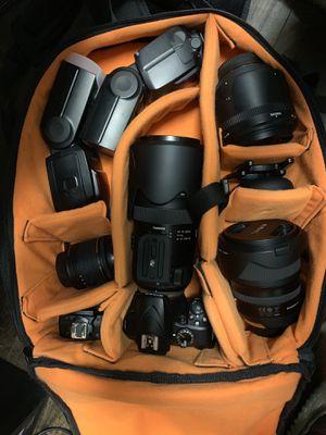 Nikon, Tamron, Sigma for Sale in San Antonio, TX
