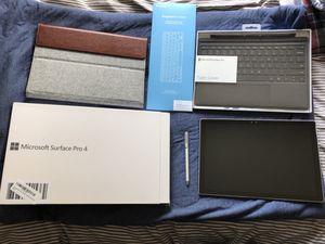 Microsoft Surface Pro 4 (i5, 128GB, 4GB RAM) for Sale in Tacoma, WA