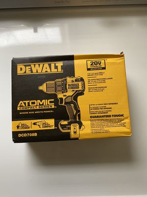 DeWalt Atomic Drill ( Tool only ) for Sale in Chesapeake, VA