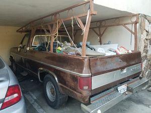 1978 Chevy Silverado runs strong for Sale in Culver City, CA