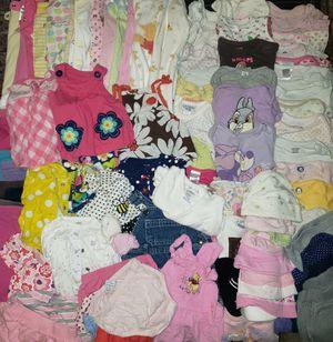 Around 120 pieces Newborn to 1 year baby girls set for Sale in Bay Lake, FL