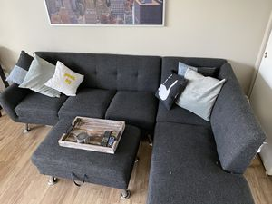 Warfare Sectional Couch for Sale in Pittsburgh, PA