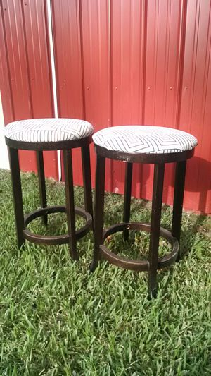 Set it 2 stools for Sale in Camden, AR