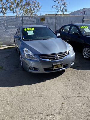 2012 Nissan Altima-$2800 Downpayment for Sale in Garden Grove, CA