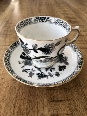Antique Tuscan English Tea Cup and Saucer for Sale in Tucson, AZ