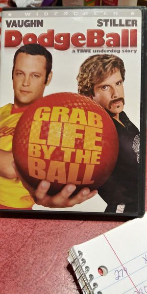 Dodgeball dvd for Sale in Brainerd, MN