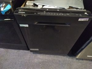 Black stainless steel Samsung dishwasher for Sale in Santa Maria, CA