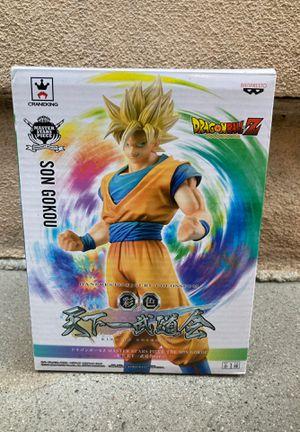 DragonBall Z Goku figure for Sale in Norwalk, CA