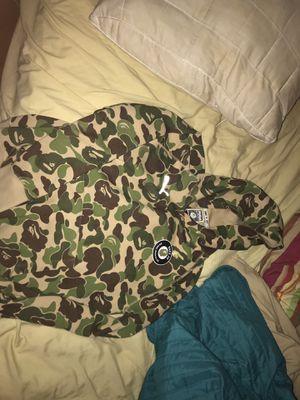 Bape x Puma colab hoodie size:L for Sale in Windermere, FL