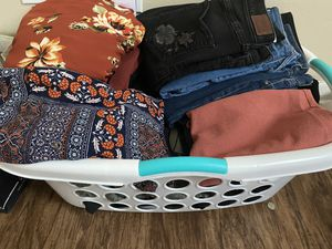 Selling brand new clothes 41 pieces and shoes for Sale in St. Petersburg, FL