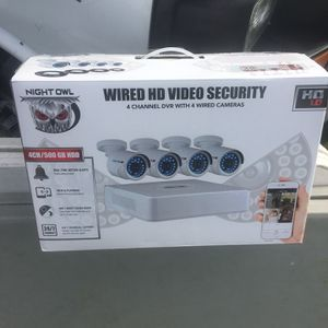 High Security Camera for Sale in Tampa, FL