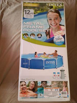 Intex pool for Sale in Lincoln, NE
