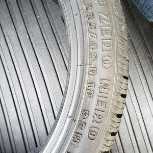 Pirelli P Zero Nero 225/40 R18 92H All-Season Tire for Sale in Metuchen, NJ