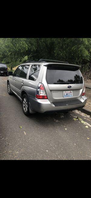 Subaru Forester for Sale in Seattle, WA
