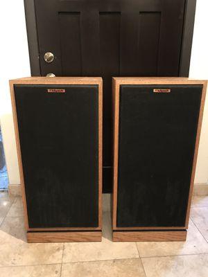 KLIPSCH FORTE II SPEAKERS for Sale in Chula Vista, CA