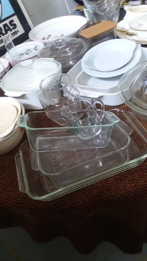 PYREX $7.00 each for Sale in Tampa, FL
