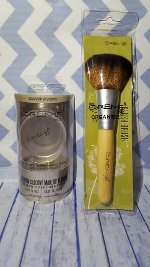 makeup sponge & Brush set for Sale in undefined