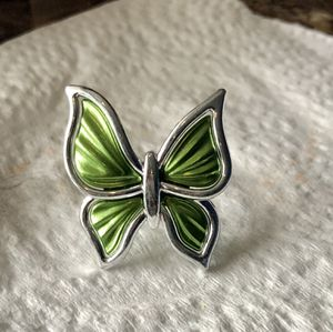 Green Adjustable Butterfly Ring for Sale in Parkville, MD