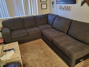 Gray sectional for Sale in Mesa, AZ