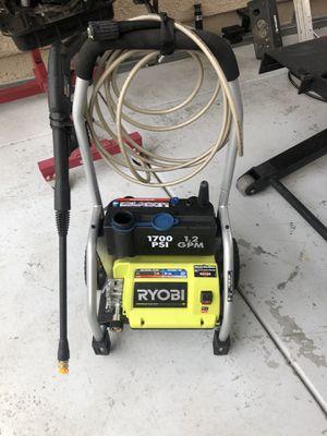 Ryobi pressure washer for Sale in Henderson, NV