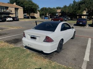HONDA CIVIC 2002 for Sale in Dallas, TX
