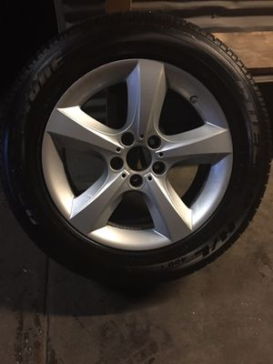 BMW rims with tires for Sale in Orlando, FL