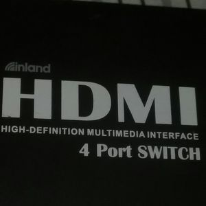 HDMI 4 port switch for Sale in Glendale, AZ