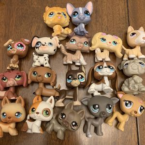 Littlest Pet Shop Dogs Bundle for Sale in San Jacinto, CA