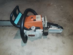 Stihl chainsaw for Sale in Woodlake, CA