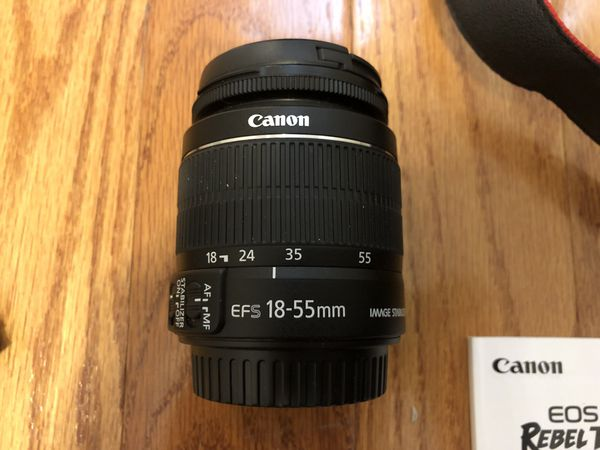 Canon EOS Rebel T6 (1300D) and Accessories