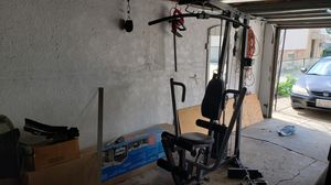 Body solid G1S home gym for Sale in Niles, IL