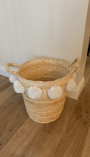 Storage basket for kid's room. Worth $99 for Sale in Fresno, CA