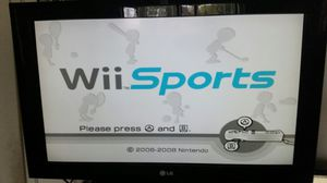 Nintendo Wii with games for Sale in Fountain Valley, CA