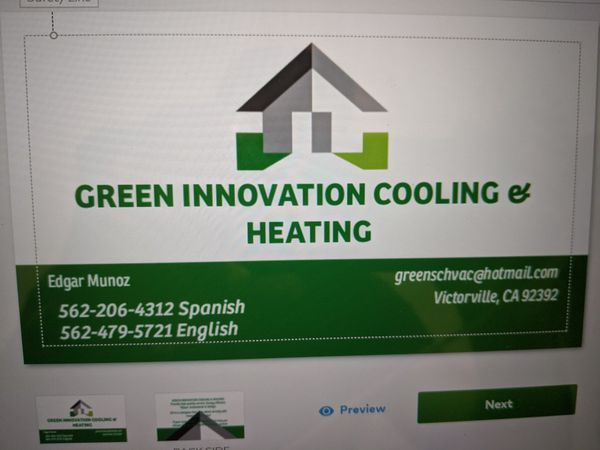Cooling & Heating